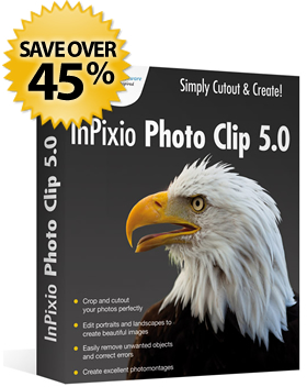 InPixio Photo Clip 5.0 - Save over 45%