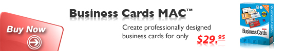 Buy Business Cards Mac