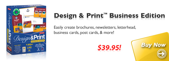 Buy Design & Print Business Edition