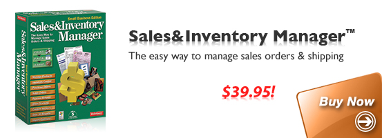 Buy Sales&Inventory Manager: The easy way to manage