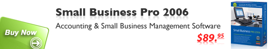 Buy Small Business Pro 2006
